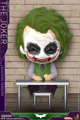 Cosbaby The Dark Knight Joker Laughing Version