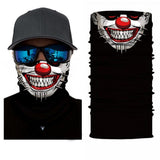 Neck Gaiter Face Mask Bandana Joker