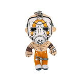 Borderlands 3: Psycho Keychain Plush