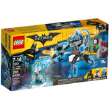 Lego Batman Mr Freeze Ice Attack