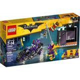 Lego Batman Catwoman Catcycle Chase