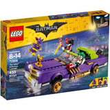 Lego Batman The Joker Notorious Lowrider