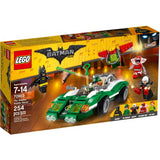 Lego Batman The Riddler Riddle Racer