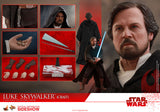 Luke Skywalker Crait Sixth Scale Figure by Hot Toys