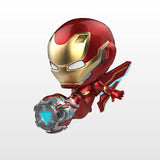 Cosbaby Iron Man Mark L Flight Thruster Ver Vinyl Figure