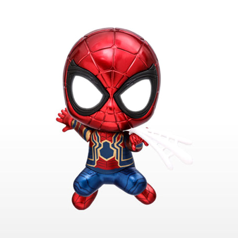 Cosbaby Avengers: Infinity War Iron Spider Web Shooting Version Figure