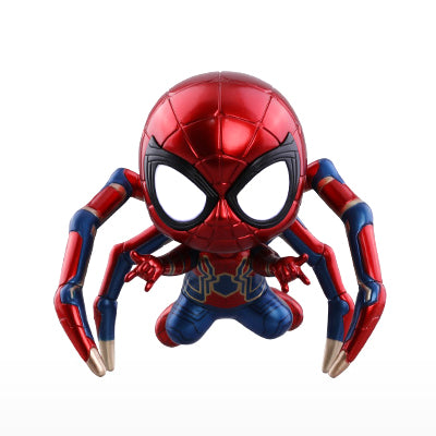 Cosbaby Avengers: Infinity War Iron Spider Crawling Version Figure