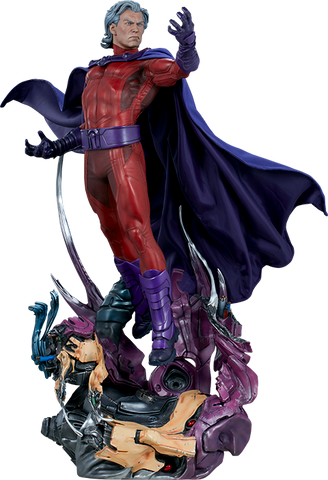 Marvel Magneto Maquette by Sideshow