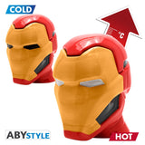 ABYstyle Marvel Iron Man 3D Heat Changing Mug