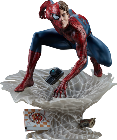 SS Spiderman Mark Brooks Artist Series Statue