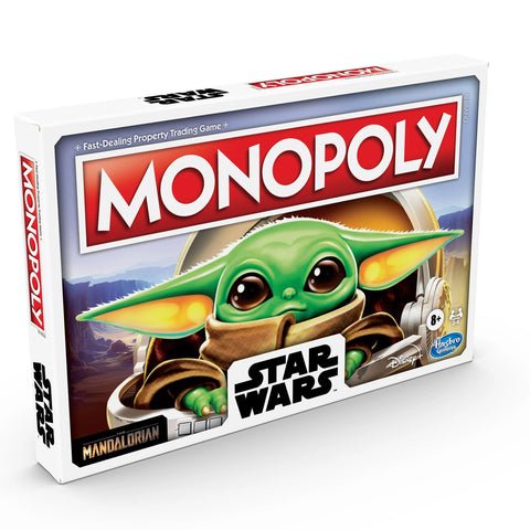 Monopoly: Star Wars The Child Edition Board Game (Preorder)