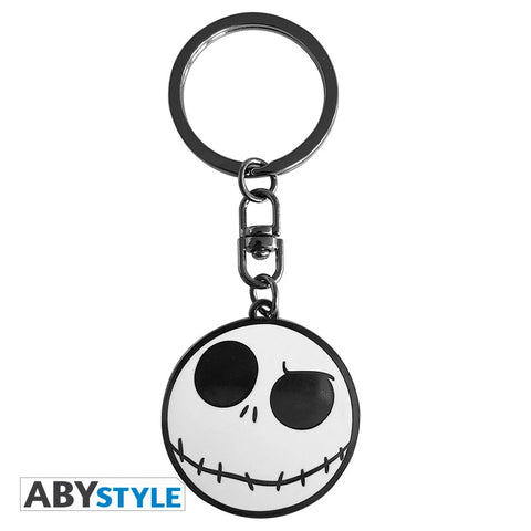 ABYstyle Nightmare Before Christmas Jack Metal Keychain