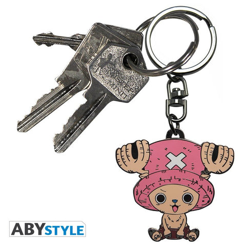 One Piece Chopper Keychain