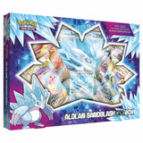 Pokemon TCG Alolan Sandslash GX Box