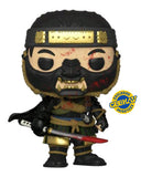 Funko POP! Games: Ghost Of Tsushima - Jin Sakai Blood Splattered Vinyl Figure Geekay Exclusive (preorder)