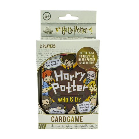 Harry Potter Who Is It USA Card Game