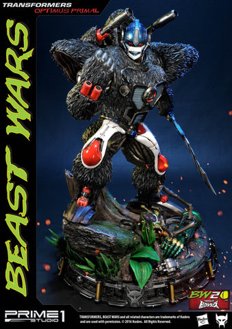 Beast Wars: Transformers Optimus Primal