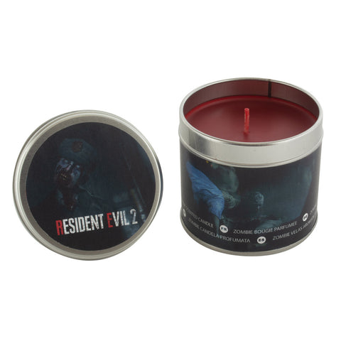 Resident Evil 2 Zombie Candle