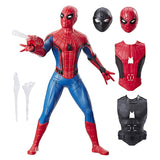 Spider-Man Movie Deluxe Feature Figure 3 Suits