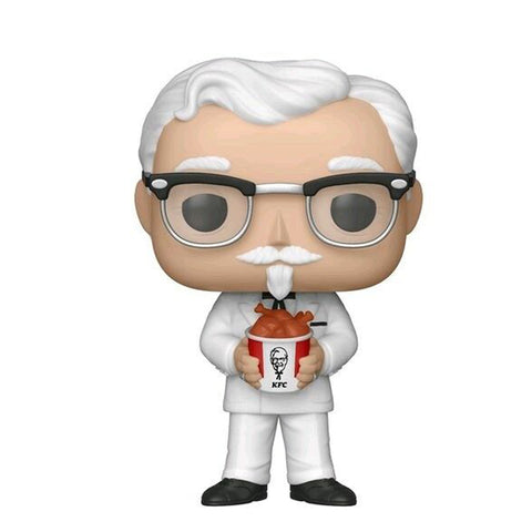 Funko POP! Icons: KFC - Colonel Sanders Vinyl Figure