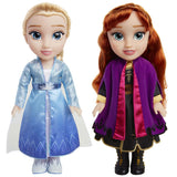 Disney Frozen 2 Singing Sisters Anna & Elsa Dolls