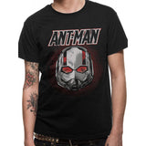 Ant-Man Vintage Mask Mens T-Shirt