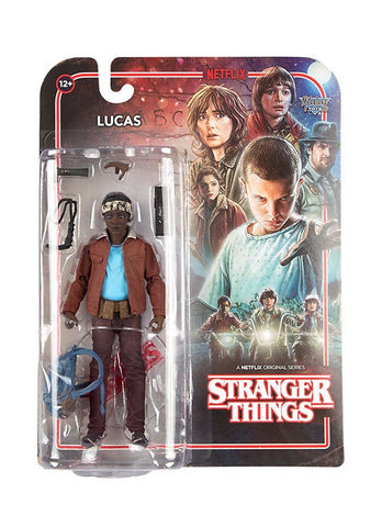 Stranger Things S2 Lucas Action Figure