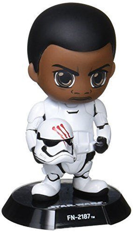 Cosbaby Star Wars The Force Awakens Finn FN-2187 Ver Vinyl Figure