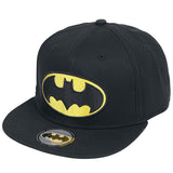 Batman Logo Cap Black
