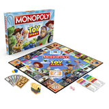 Monopoly Game - Disney Toy Story Edition