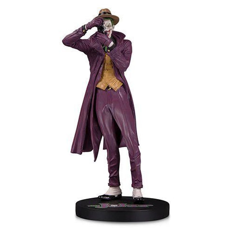 DC Designer Series Joker by Brian Bolland Mini Statue