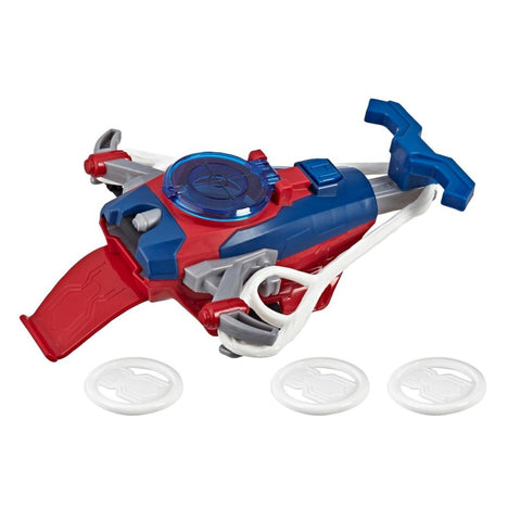 Hasbro Spider-Man Movie Web Shooter Gear Disc Slinger