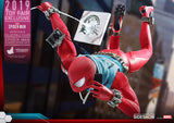 Spider-Man Scarlet Spider Suit Sixth Scale Figure Toy Fair 2019 Exclusive