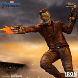 Iron Studios Avengers: Endgame Star-Lord Statue 1:10 Battle Diorama Series