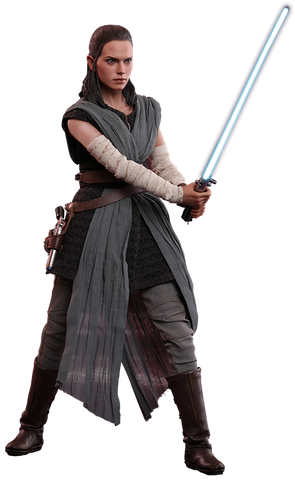 Star Wars Rey (Jedi Training) Sixth Scale Figure