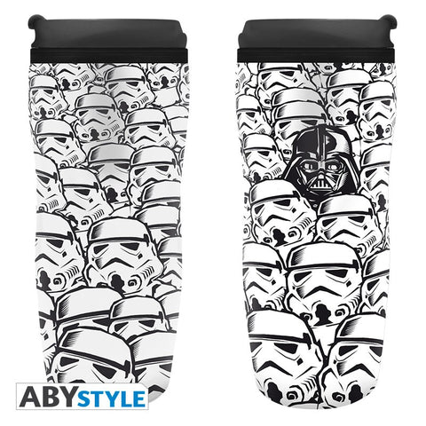 ABYstyle Star Wars Where Is Vader Travel Mug