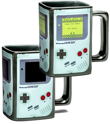 Gameboy Mold Mug