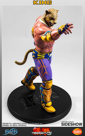 "Tekken 5 King 19"" Regualr EDT Statue"