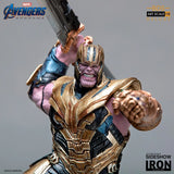 Iron Studios Thanos (Deluxe Version) Art Scale 1:10 Statue