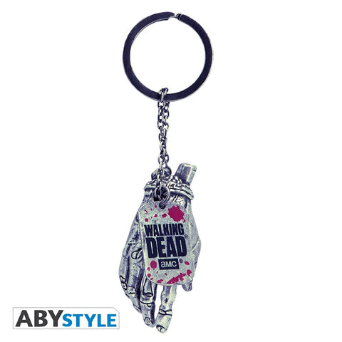 ABYstyle The Walking Dead Zombie Hand 3D Keychain