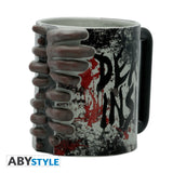 ABYstyle The Walking Dead Dont Open Dead Inside 3D Mug