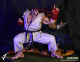 The Beast Unleashed - Ryu Statue By Kinetiquettes