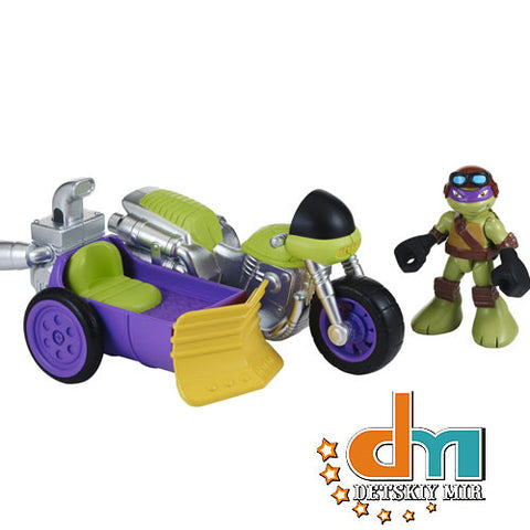 TMNT Half Shell Motorcycle Tank with Raphael Vehicle
