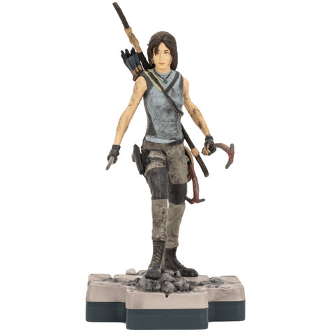 Totaku Tomb Raider Lara Croft Statue