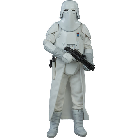 Star Wars Snowtrooper Commander Sixth Scale Figure