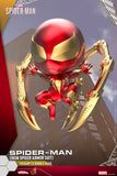 Cosbaby Spiderman Iron Spider Armour Suit Vinyl Figure