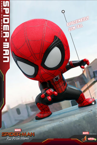 Cosbaby Spiderman Far From Home Large Spiderman Vinyl Figure