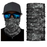 Neck Gaiter Face Mask Bandana Urban Camo