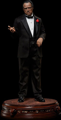 The Godfather Vito Corleone Statue