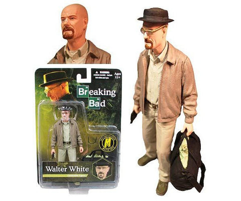Breaking Bad Action Figure Walter White Summer Exclusive
